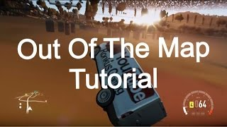 Forza Horizon 2 How To Get Out Of The Map