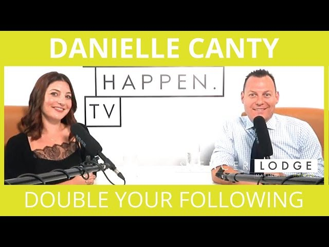 Danielle Canty - From Zero to Two Million Followers On Instagram