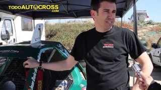 XI Autocross Motorland Aragon - Resúmen y entrevistas