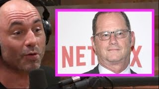 """Joe Rogan on Netflix Executive Being Fired For Using the """"N-Word"""""""
