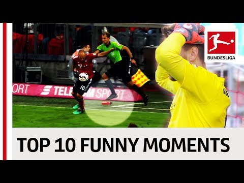 Top 10 Funny Moments 2018/19 so far – Own Goals, Keeper Bloopers and more