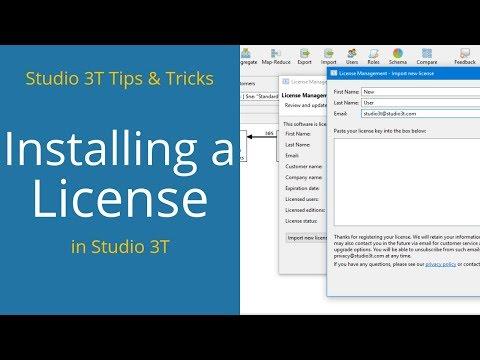studio 3t license key crack windows
