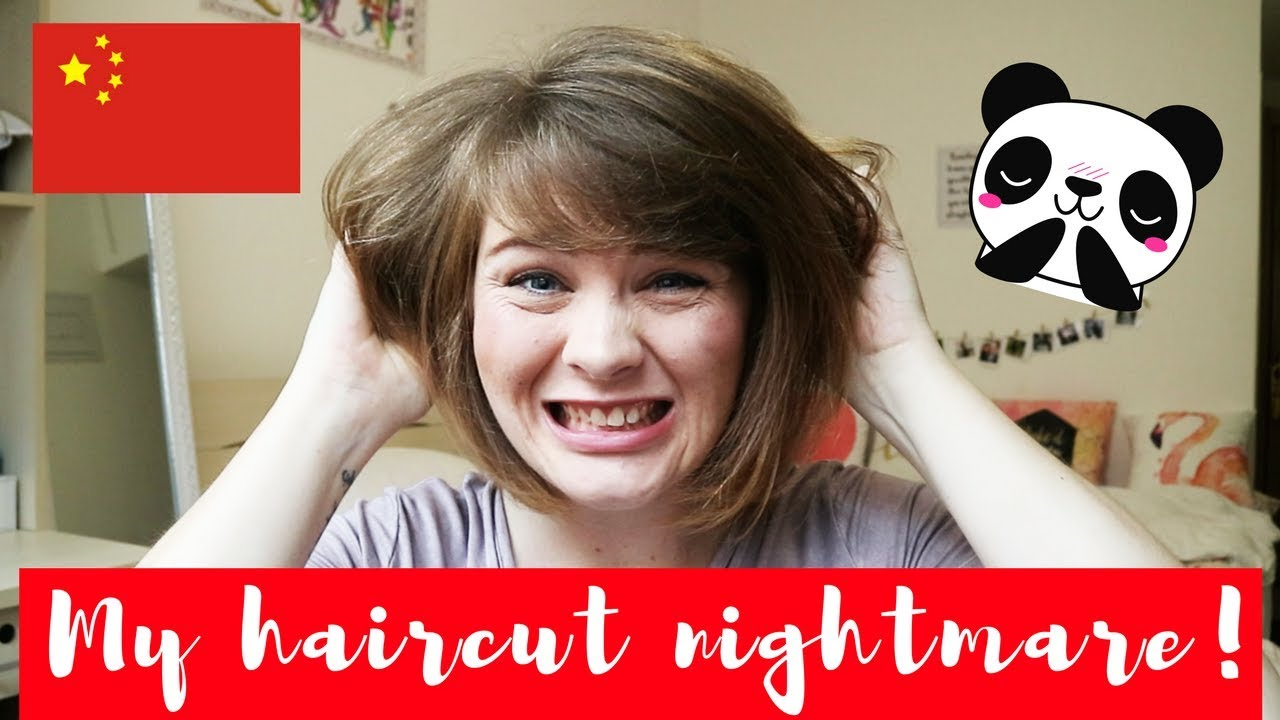 My Chinese Hair Cut Nightmare Tips On How To Cut Hair In China