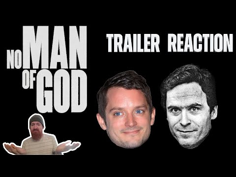 REACTION! No Man of God Trailer #1 – Elijah Wood Movie 2021