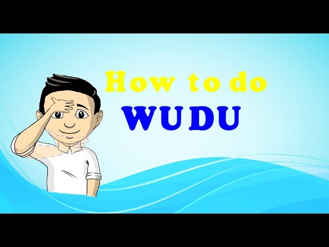 How to do Wudu - Taharah - L9