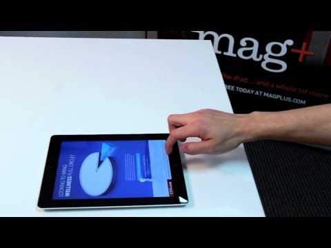 CFO Digital Tablet Magazine l Mag+