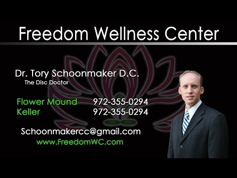 DINNER with the DOC 2 23 17 - Flower Mound TX - Freedom Wellness Center