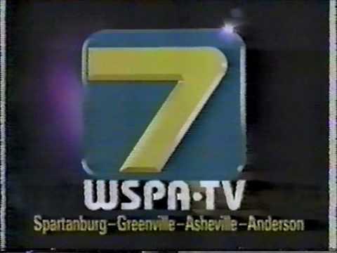 WSPA 7 Station ID (1993)