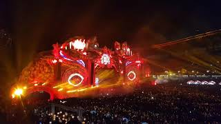 Untold Festival 2018 closing ceremony