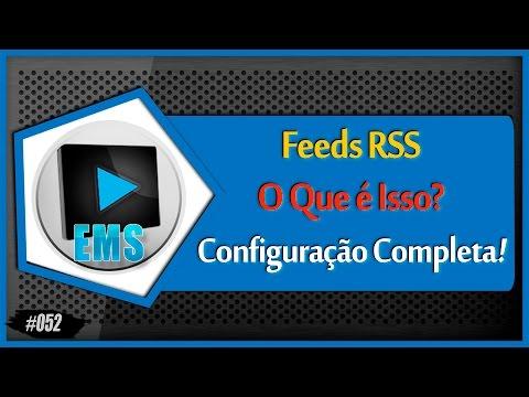 Você Sabe o Que é Feed RSS? Aprenda o Que é Feed e Como Configurar No Seu Blog!