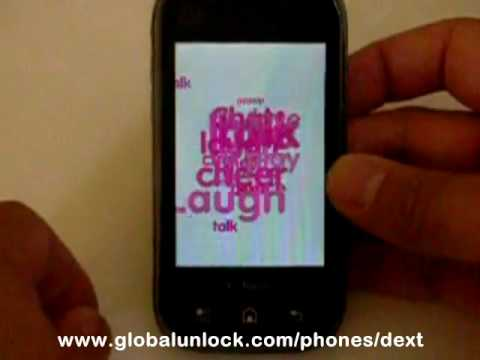 How To Unlock a Motorola Dext