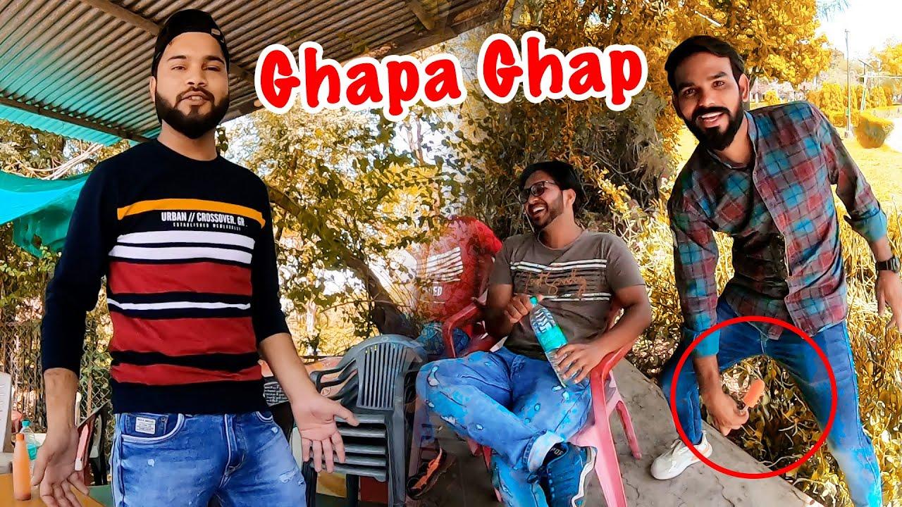 Ghapa Ghap in Kota  🔥 - Ft. Zuber Khan (Bhasad News) &  Team THF   Kota Vlog   Part 6