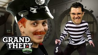 Gambar cover HEIST ASSASSINS! (Grand Theft Smosh)