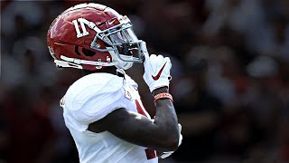 Henry Ruggs III - Fastest Player in College Football ᴴᴰ