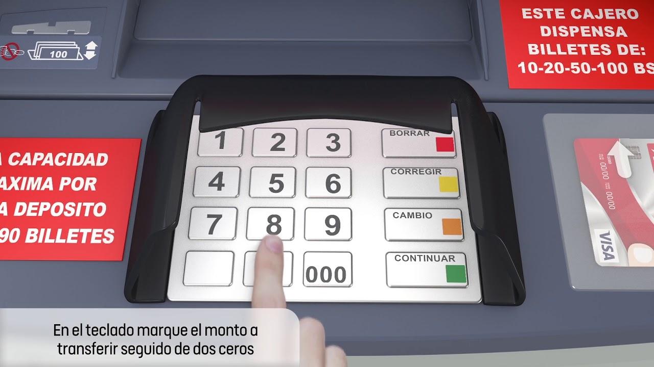 Resultado de imagen de botones cajero automatico bolivia