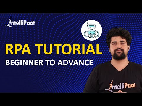 RPA Training | RPA Tutorial For Beginners | UiPath Tutorials | Intellipaat
