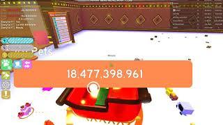 ROBLOX-#118 Wir haben eine riesige Truhe! Haustier-Simulator