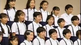 平成5年度NHK全国學校音楽コンクール全国大会(金賞)