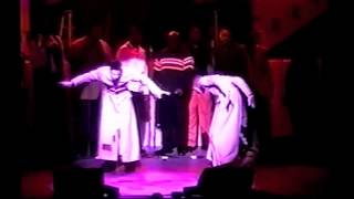 K&K MIME ON THE TOUR OF LIFE WITH KIRK FRANKLIN & THE FAMILY, FRED HAMMOND AND YOLANDA ADAMS IN 1997