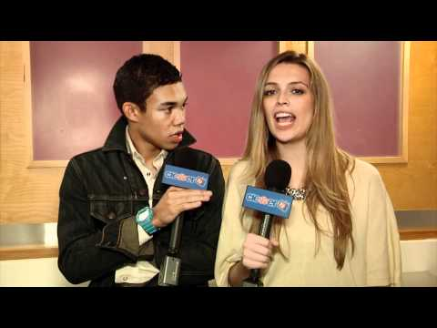 Roshon Fegan Interview: Bella Thorne's 13th Birthday Party!