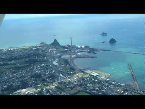 Flying over new plymouth.flv