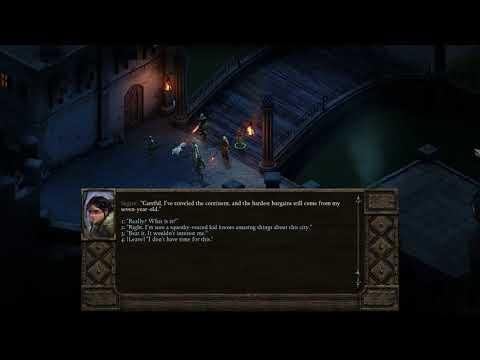 Pillars of Eternity Walkthrough Gameplay! LET'S PLAY |