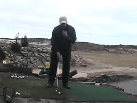 Billy Bondaruk On Peter Cowan S Upward Coil Backswing W