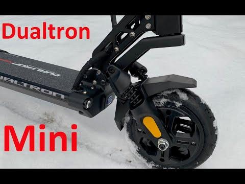 Электросамокат Dualtron Mini , новинка 2020 года