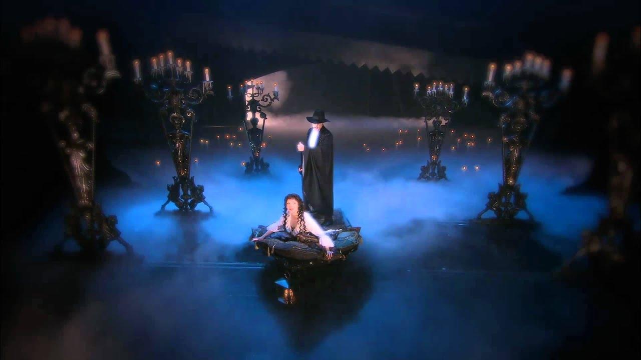 The Phantom Of Opera 25th Anniversary DVD Trailer HD