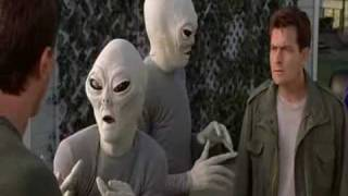 Scary Movie 3 Alien Scene