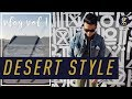 DESERT STYLE WITH CHEVY | From LA toPioneertown VLOG 1 | Los Angeles Men's Fashion OOTD