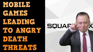 Square Enix SHUTS DOWN Events After Mobile Games Drive People Mad!