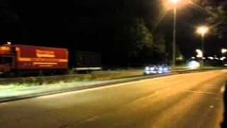 BMW E92 335D Stage3/4? vs BMW M5 E39 Eisenmann Race
