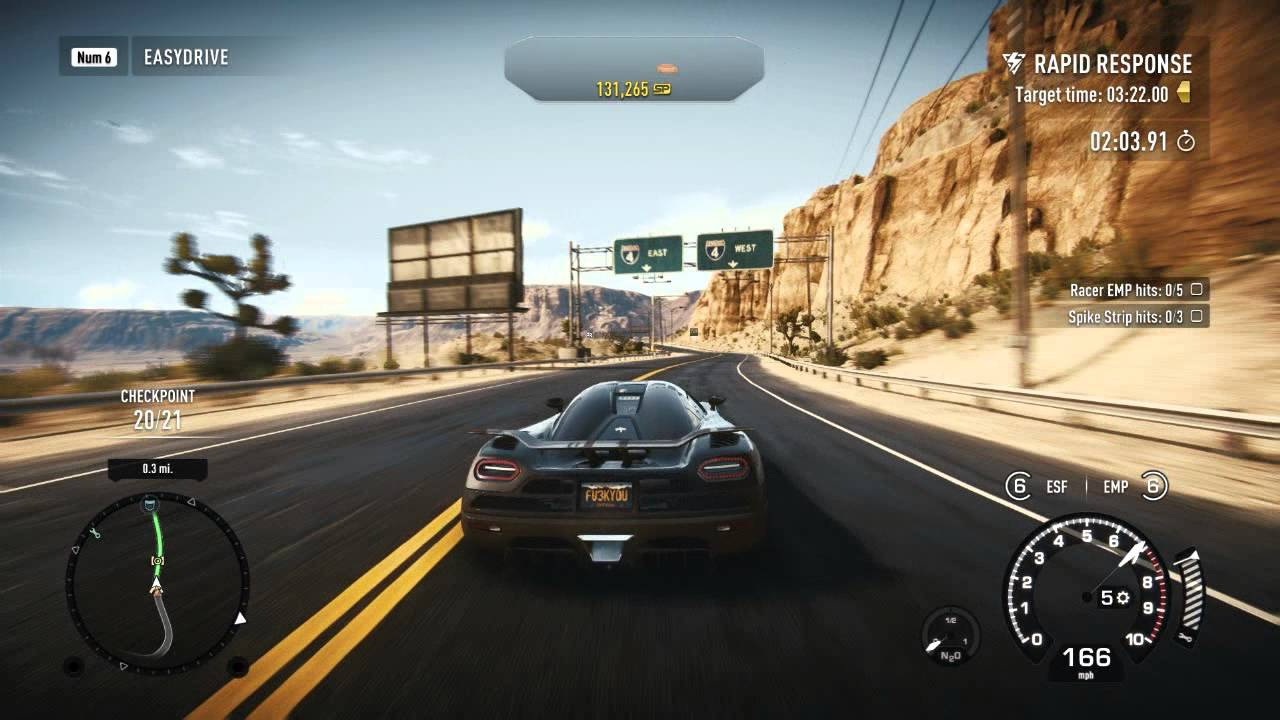 Need For Speed: Rivals - Koenigsegg Agera R Undercover is the best ...