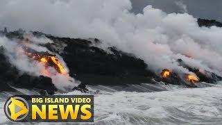 kilauea volcano eruption 2018