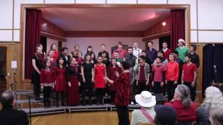 pearson college uwc christmas concert metchosin