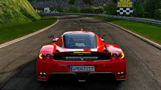 Project CARS 2 - Gameplay Ferrari Enzo @ Rouen Les Essarts [4K 60FPS ULTRA]