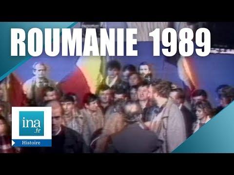 Roumanie 1989, histoire d'une révolution - Archive INA