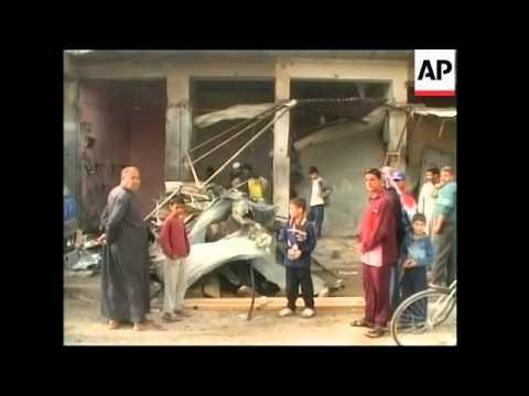WRAP Violence in Baghdad, Baqouba and Fallujah