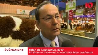Salon de l'Agriculture 2017 : le Maine-et-Loire une nouvelle fois bien représenté