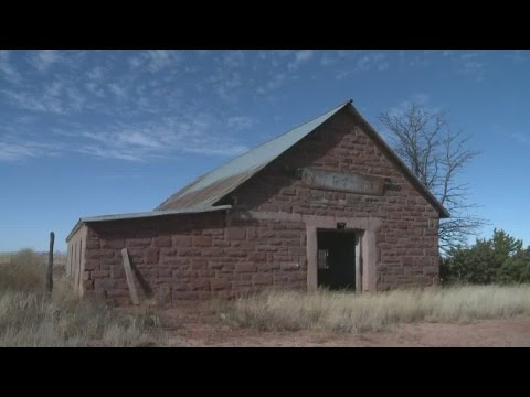Thumbnail: Disturbing find in abandoned Route 66 buildings