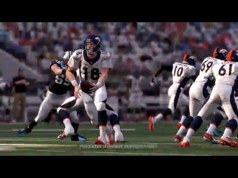 Madden NFL 16 | Prédiction du Super Bowl 50 Carolina Panthers vs. Denver Broncos