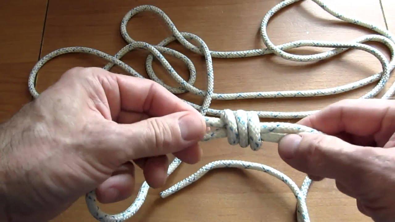 связывание веревками видео