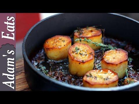 how-to-make-fondant-potatoes- -potato-recipes