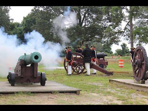 Jamestown and Yorktown VA