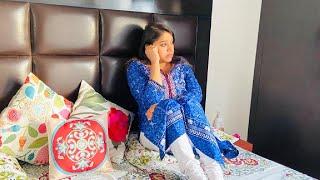 मेरा और इनका झगड़ा हो गया बस तभी से mood off 🙇♀️है || Indian Mom Studio