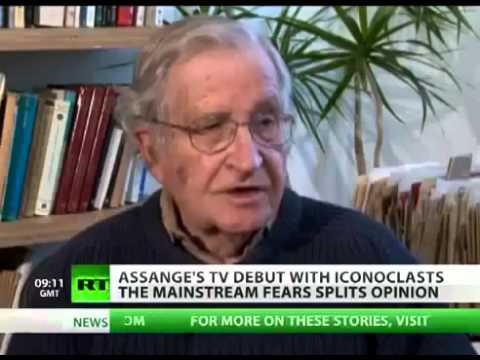 JULIAN ASSANGE - Secret Wikileak Files + Sex Crime Allegations