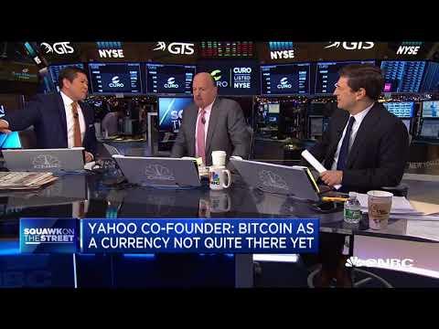 Jim Cramer: Bitcoin will be a trillion dollar market!
