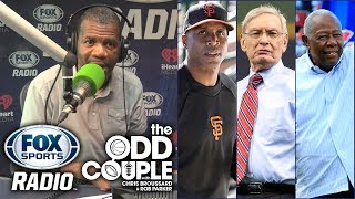 Rob Parker Disputes Bud Selig Saying Hank Aaron Is the Home Run King OVER Barry Bonds