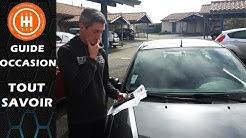 Acheter une voiture d'occasion: Particuliers ou pros  tous les conseils